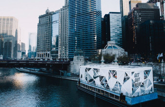 Nike's New Gym On The Water: Chicago